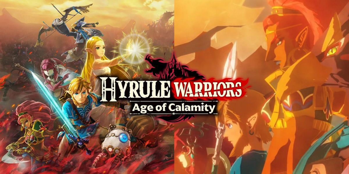 Get An Awesome Hyrule Warriors Age Of Calamity Pre Order Set Gaming4nerdz